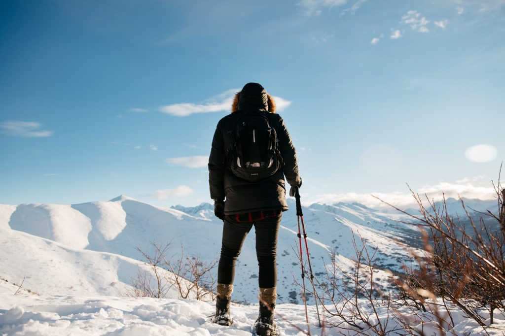 Facing Frontiers requires vision, integrity, commitment, and resilience