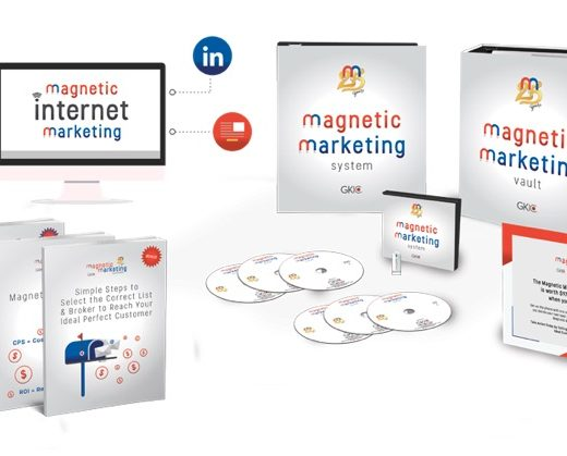 Magnetic Marketing is a comprehensive direct response marketing program that will help any business attract more ideal customers especially when panic hits.